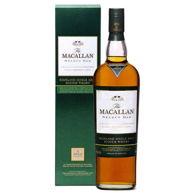 Macallan 1824