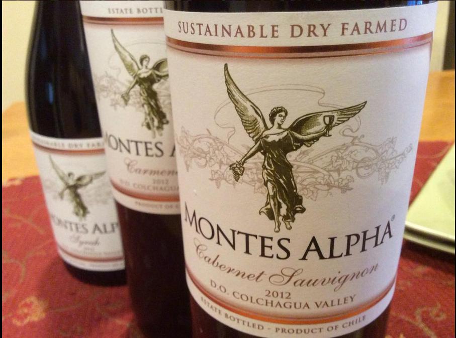 Kết quả hình ảnh cho vang chile montes alpha cabernet