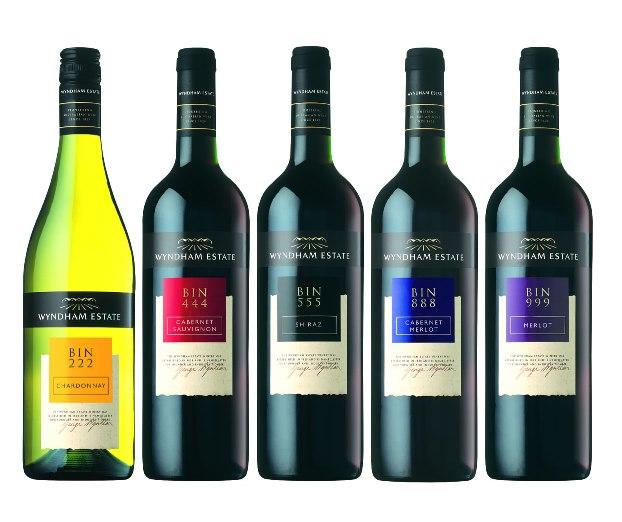 Rượu vang Bin 555 | Rượu vang cao cấp từ Úc