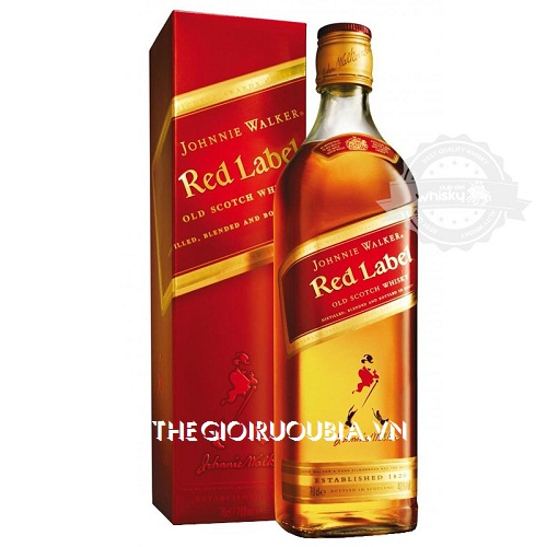ruou red lable